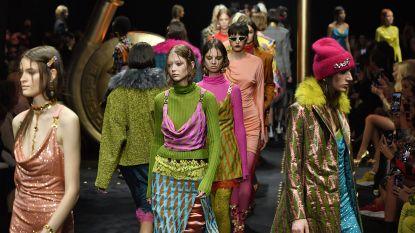 Versace ontketent bijna internationale rel met één T-shirt