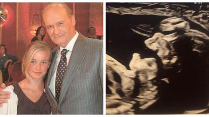 SHOWBITS. Een trotse Jacques Vermeire en welke zwangere BV deelt een echografie?
