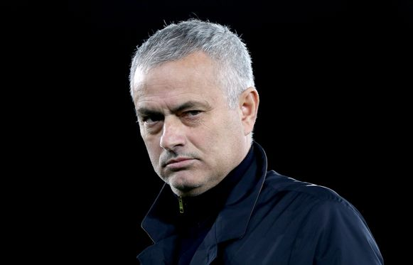 File photo dated 01-12-2018 of Manchester United manager Jose Mourinho. ! only BELGIUM !