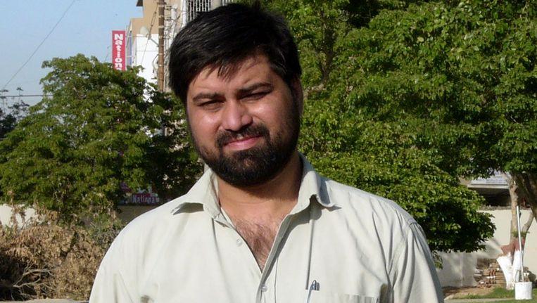 Saleem Shahzad. Beeld AP