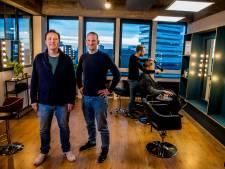 Deze mannen creëren flexplekken voor kappers en schoonheidsspecialisten