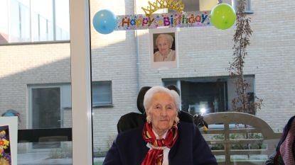 Dubbel feest in Maria Rustoord: Oudste inwoner viert 105de verjaardag, ook Godelieve (100) is jarig