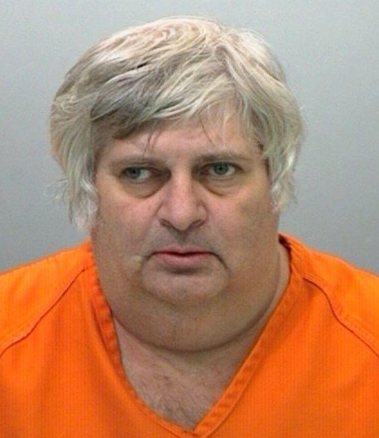 """Vincent """"Don Vito"""" Margera toen hij 2006 werd opgepakt na de aanklacht wegens aanranding van twee meisjes."""