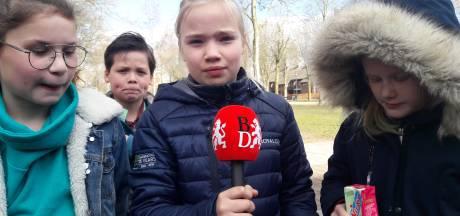 Een schoolexcursie naar de wereld van Kids Top 20, gewoon in sporthal De Haspel