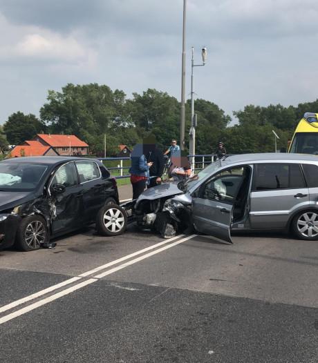 Toevoerroute naar Lowlands via N309 bij Elburg dicht na ongeluk