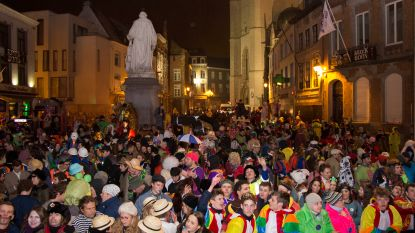 CARNAVAL HALLE: carnavalisten mogen zich niet meer verkleden als hulpverlener