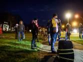 'Wilde' protestmars in Enschede op valreep verboden, twee aanhoudingen