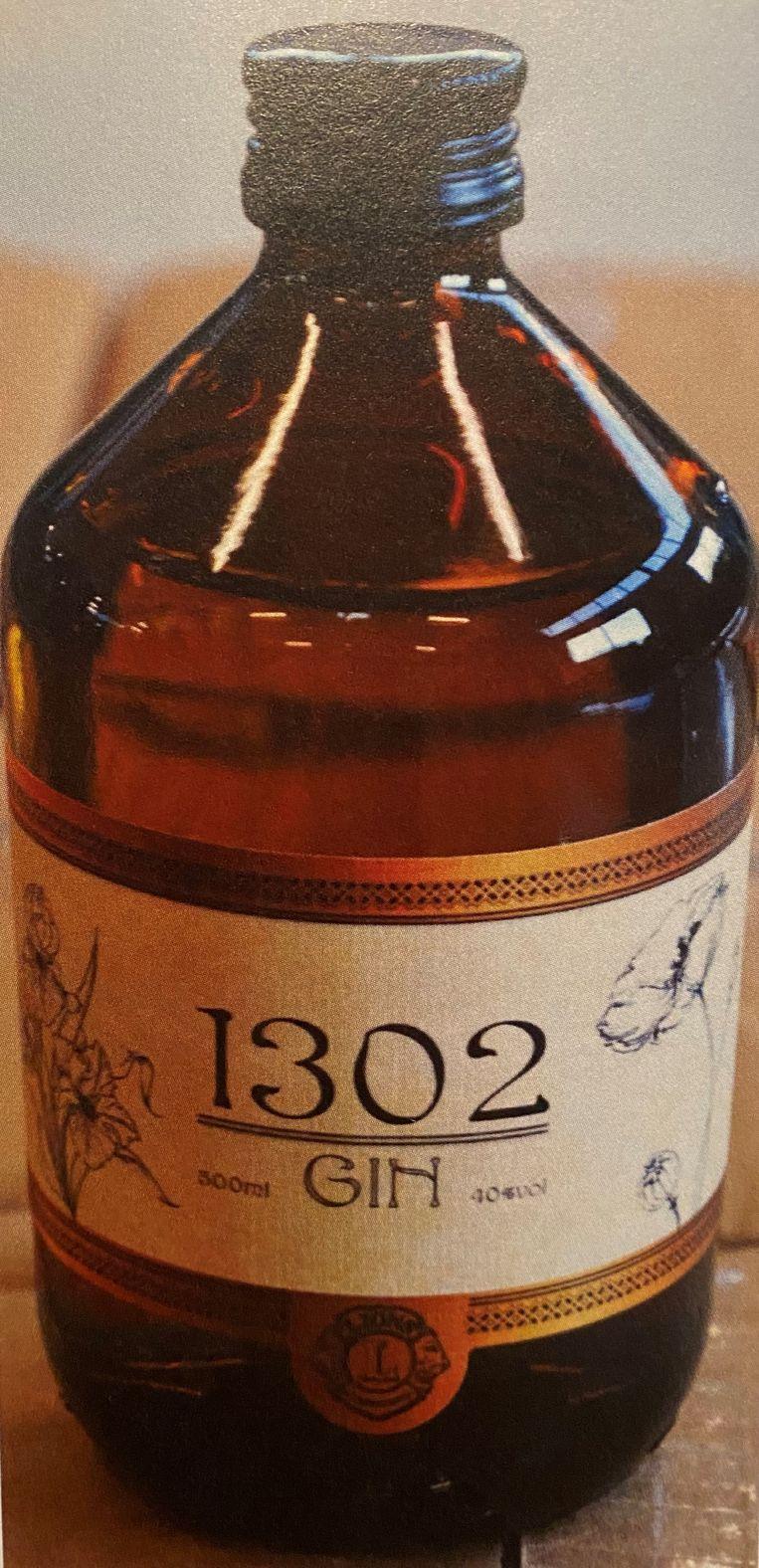 De gin 1302