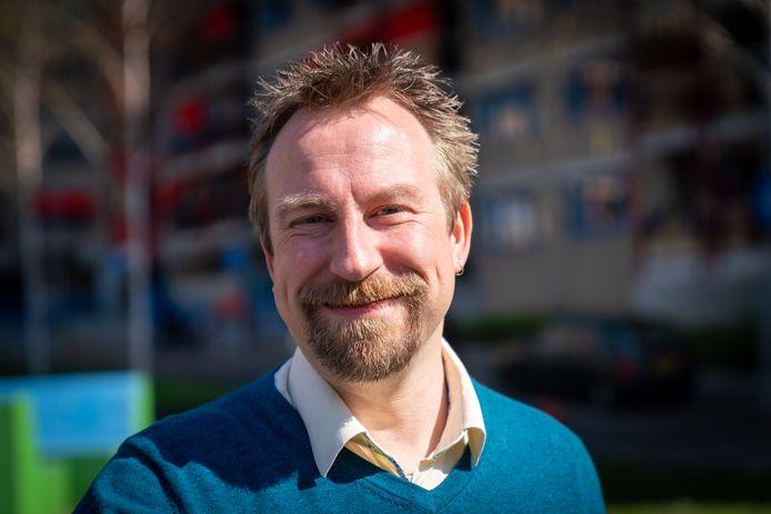 Jeroen Geuze van OBC Elst.