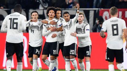 LIVE. Rusten geblazen in Gelsenkirchen! 'Final Four' héél ver weg voor Nederland na goals Werner en Sané, winger van Man. City is een gesel voor Oranje