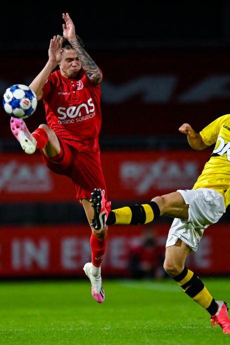 Samenvatting   Almere City FC - NAC Breda
