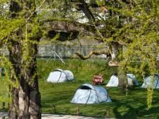 Ce dimanche sonne la fin du camp pour sans-abris du parc Astrid
