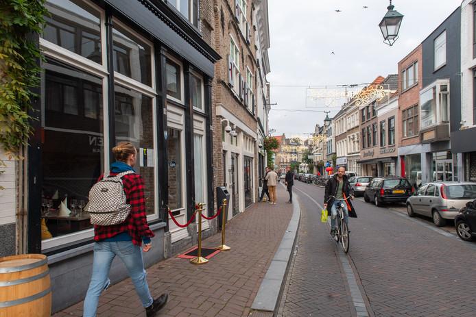 Breda - Pix4Profs/René Schotanus. De Haagdijk in Breda.