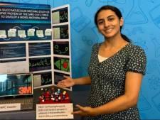Une étudiante récompensée pour une découverte qui pourrait mener à un traitement contre le Covid-19