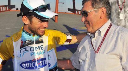 """Cavendish gaat volop voor Tourrecord van Eddy Merckx: """"Dat is de enige uitdaging die me nog rest"""""""