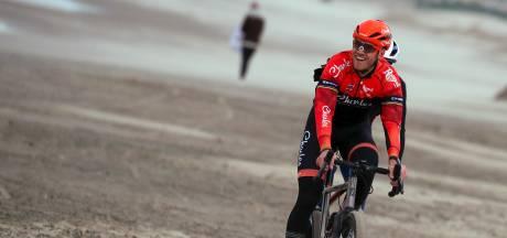 Lars Boom: 'Stoppen is prima, alleen jammer dat ik Parijs-Roubaix niet meer rijd'