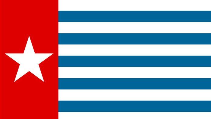 De Morgenster-vlag