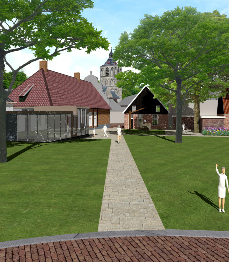 7,5 ton nodig voor inrichting Stadstuinen in Oldenzaal