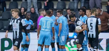 Viergever over strafschop: 'Raakte bal honderd procent met schouder'