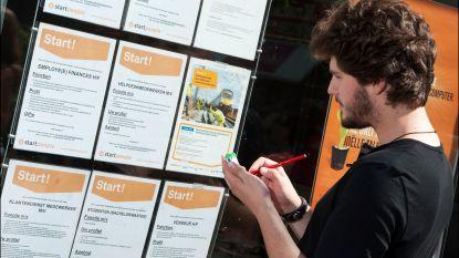 Jeugdwerkloosheid daalt sterkst in Brussel