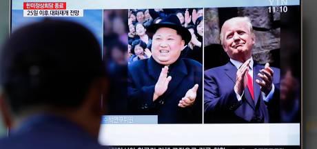 Kim en Trump pokeren hun weg naar top Singapore