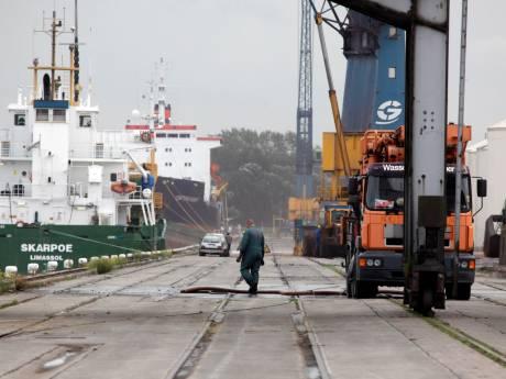 Havens barsten van het werk, maar arbeidskrachten raken op