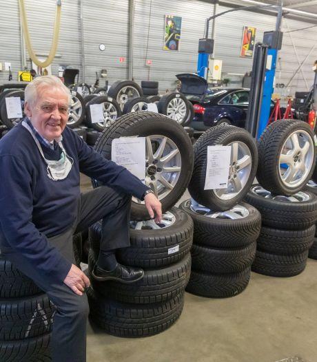 'Vrij man' Rob Scherf stopt met zijn autobedrijf in Eindhoven, na 47 jaar