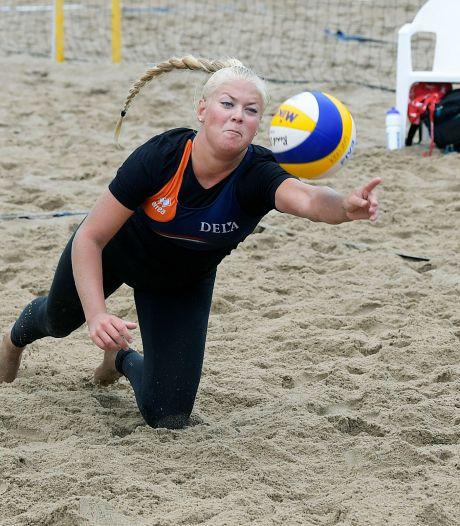 Werkendamse topsportopleiding voor beachvolleyballers ter ziele: 'Er kon geen bedankje van af'