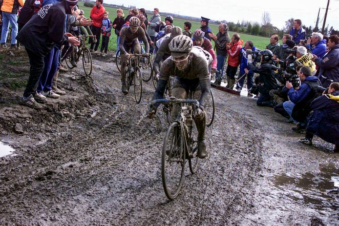 Parijs-Roubaix, Servais Knaven