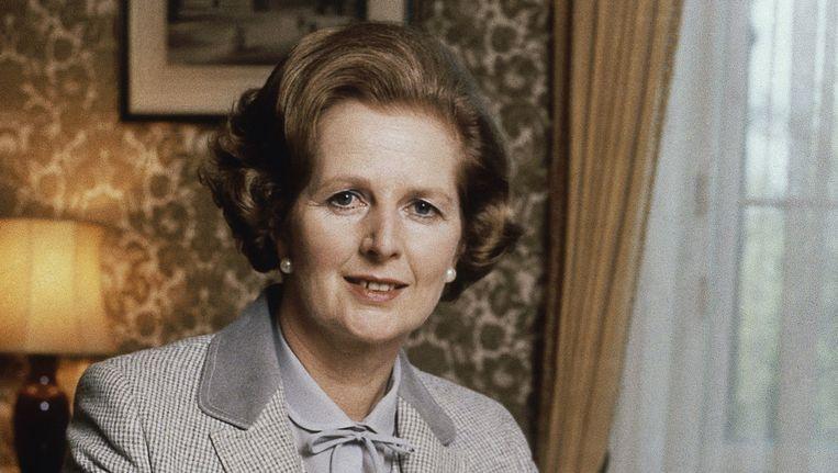 Margaret Thatcher was premier van het Verenigd Koninkrijk van 1979 tot 1991. Ze overleed in 2013.