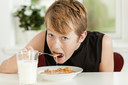 Ontbijtgranen voor kinderen: vaak te veel suiker.