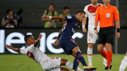 FT buitenland (4/08). Ex-Club-speler schenkt Feyenoord Supercup - Monaco en Tielemans niet opgewassen tegen PSG