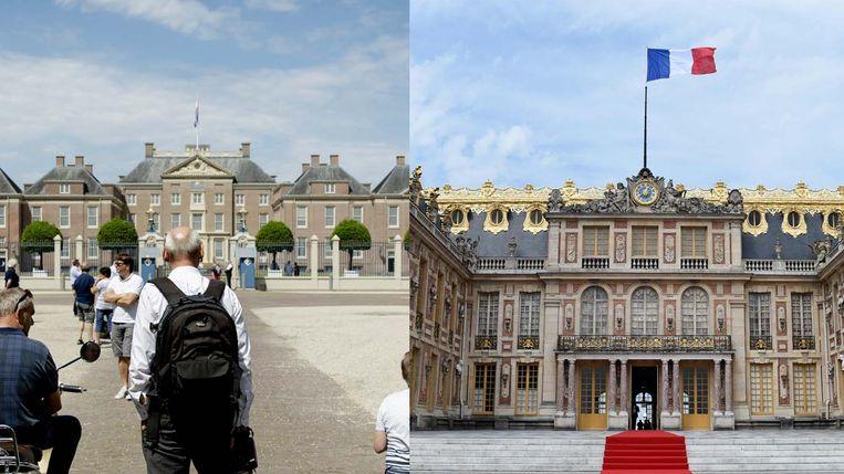 Paleis Het Loo en Versailles: gaat de vergelijking echt op? Beeld ANP/AP/Trouw