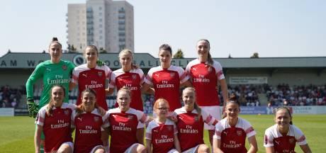 Miedema weer trefzeker voor Arsenal op weg naar landstitel