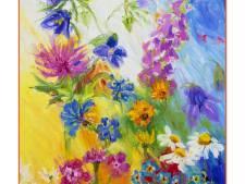 Maria Zingt dit jaar met haar eigen Tilburgse bloemkes