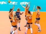 Historische prestatie volleybalsters op WK