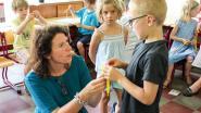 Eerstejaars Sint-Jozefschool ontvangen voetgangersbrevet