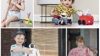Is dit speelgoed wel leuk genoeg voor in ons kot? Kinderen testen zélf speelgoed