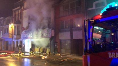 Man (73) overleden bij zware brand in Ninove