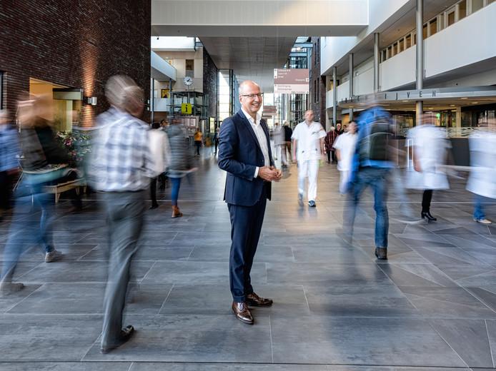 Frank de Reij, bestuursvoorzitter van het Meander Medisch Centrum.