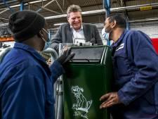 Dit is het verhaal van de beroemdste afvalbak van Nederland: 'Maar zelfs mijn buren weten niet dat het ontwerp van mij komt'