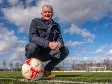 Zelfs bij Spero, de grootste voetbalclub in de Oostelijke Betuwe, staat alles even stil
