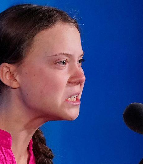 Greta Thunberg springt op klimaattop uit haar vel tegen wereldleiders: 'Hoe durven jullie'