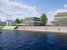 Ambachtse Antoniapolder krijgt metamorfose met 'gezellig Waterbusplein'