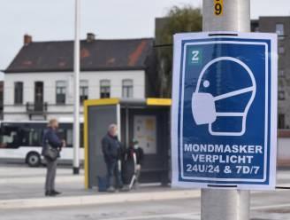 """Mondmaskerplicht op busplein wordt goed opgevolgd: """"Door jezelf te beschermen, bescherm je ook een ander"""""""