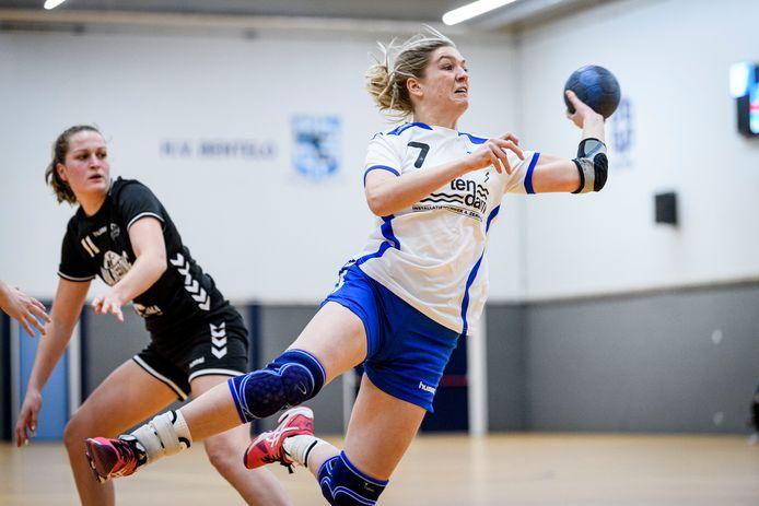 Scoren is er de komende week niet bij voor de Bentelose handballers.