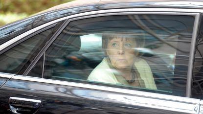Berlijns dieselverbod kan ook vloot dienstwagens van Merkel treffen