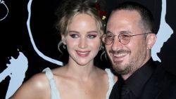 Jennifer Lawrence en 20 jaar oudere regisseur uit elkaar