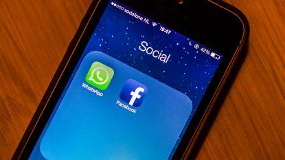 Facebook krijgt boete van 110 miljoen voor foutieve informatie bij overname WhatsApp