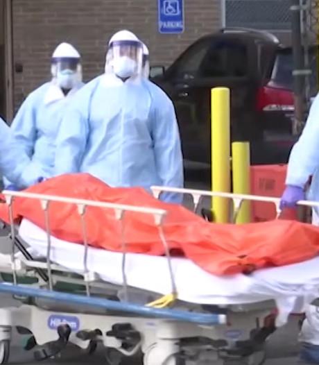 Les hôpitaux de New York stockent les corps dans des camions réfrigérés